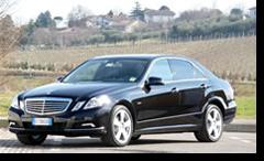 Luxury Car Service Rome