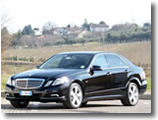Luxury Car Service Rome