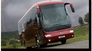 Rome Pullman Bus