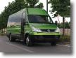 Luxury Minibus Service in Rome